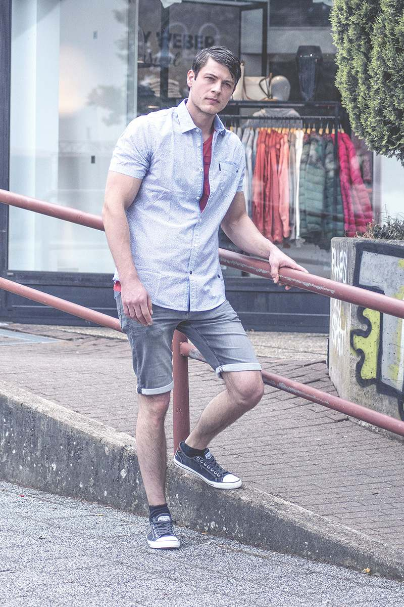Mens Fashion Casual
