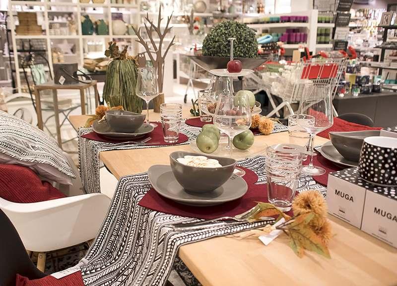 Weihnachtsdeko Tischdeko