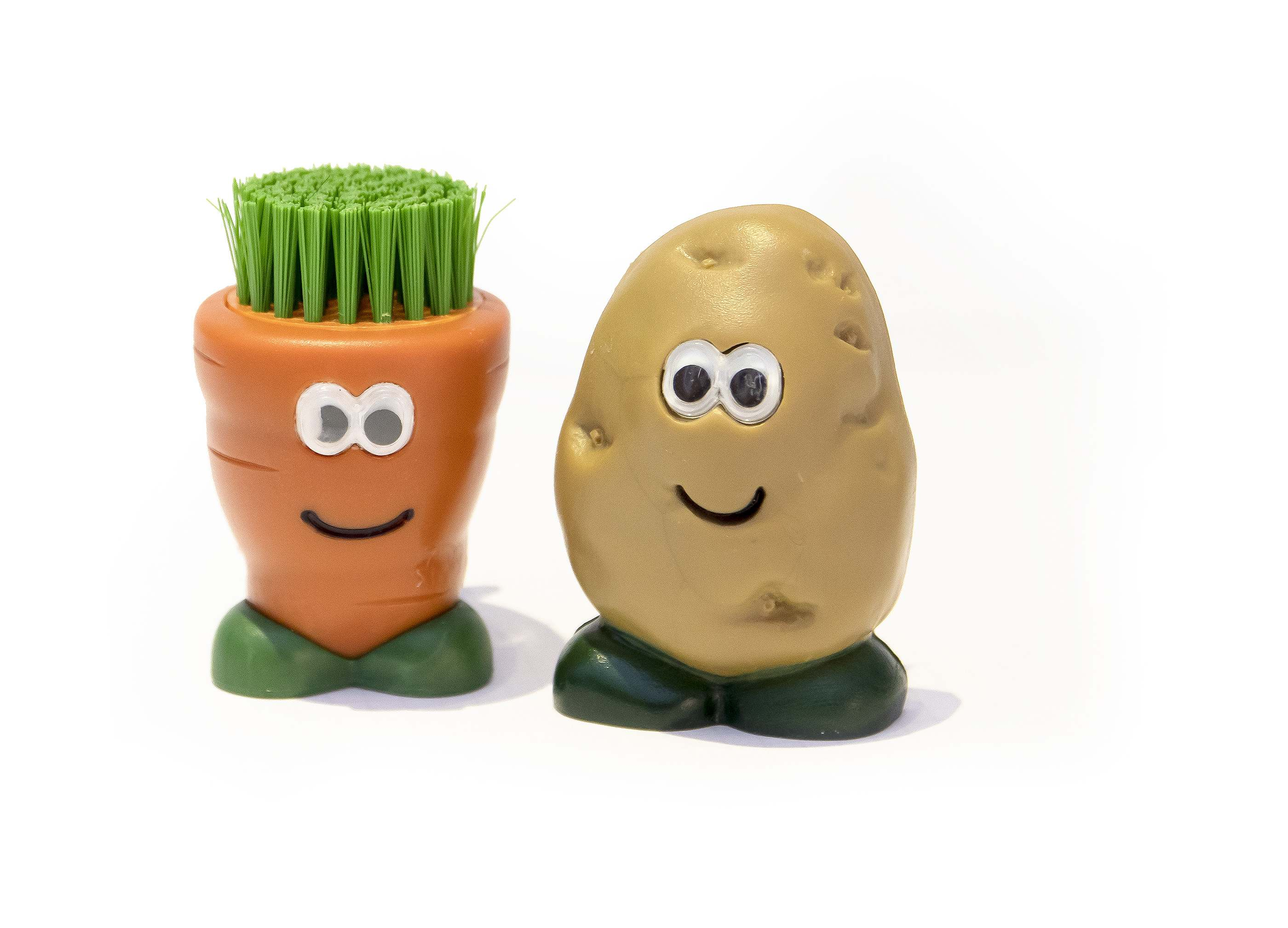 Gemüsebürstchen