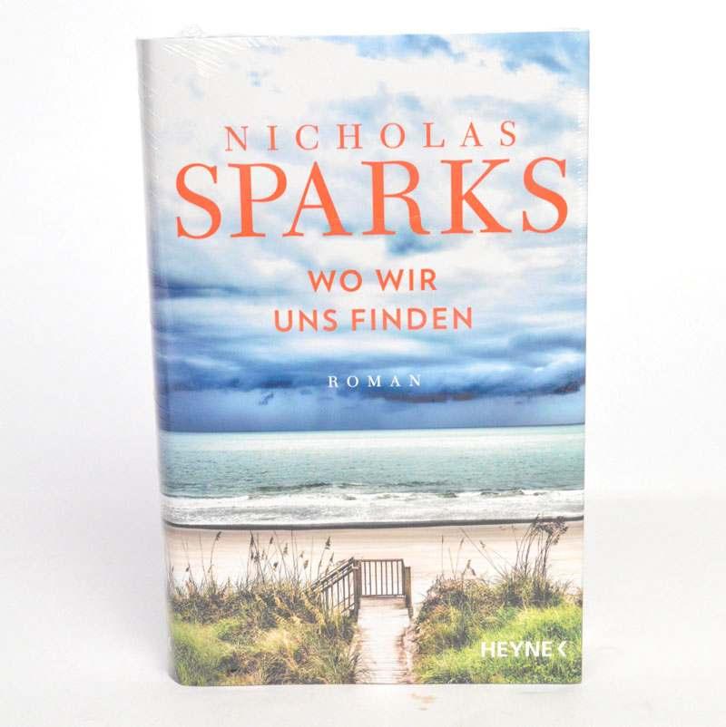 Nicolas Sparks Wo Wir uns finden