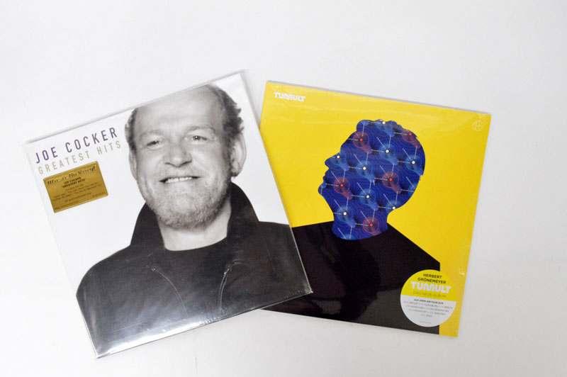 LPs auf Schallplatte / Vinyl Platten