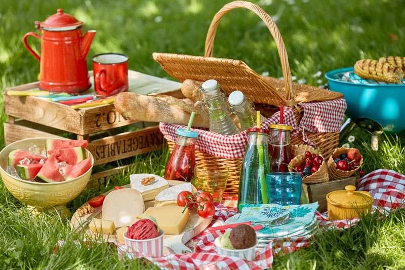 » Picknick | Das ErlebnisEinkaufszentrum in Wadern