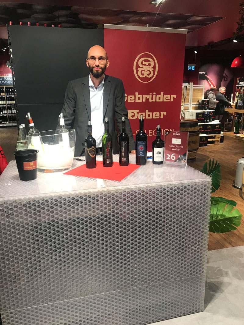 Weber: Italienische Weine