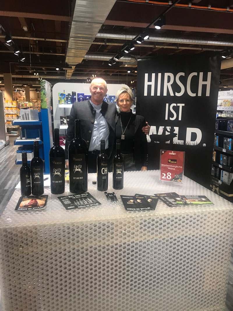 Hirsch: Wüttembergische Weine