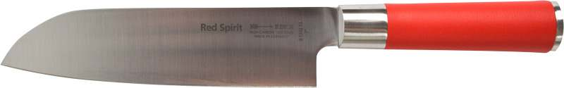 Red Spirit Santoku F. Dick