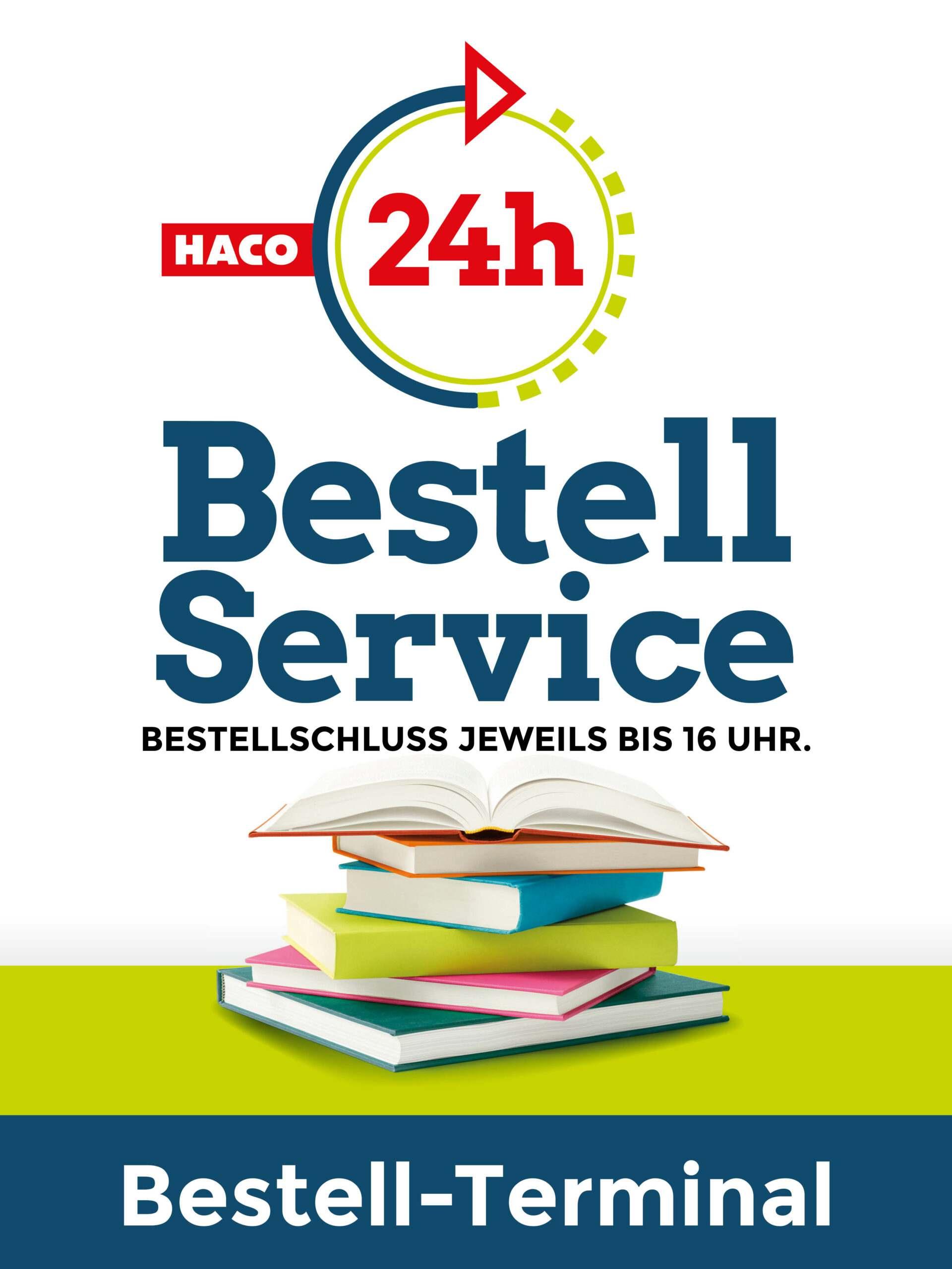 Bücher-Bestell-Service OK